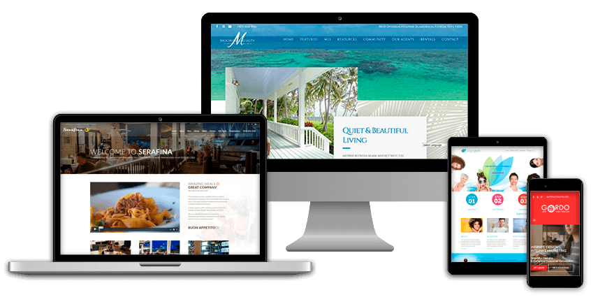 website samples 7 Web Design Trends to Embrace in 2020 - responsive design website portfolio gordo web design fort lauderdale south florida